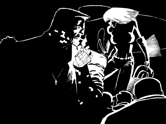 Image result for sin city a hard goodbye