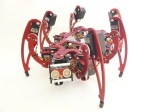 A hexapod robot – yeah, I don't trust it either0_o