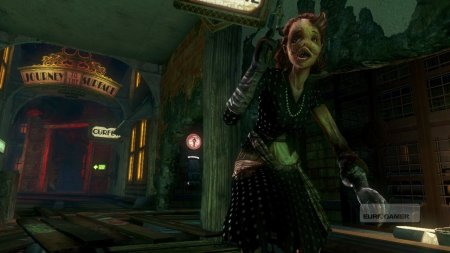 Ah, Bioshock 2... How I wanted to love you...